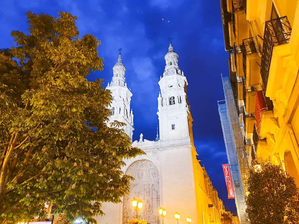 Restaurants in Logrono Spain