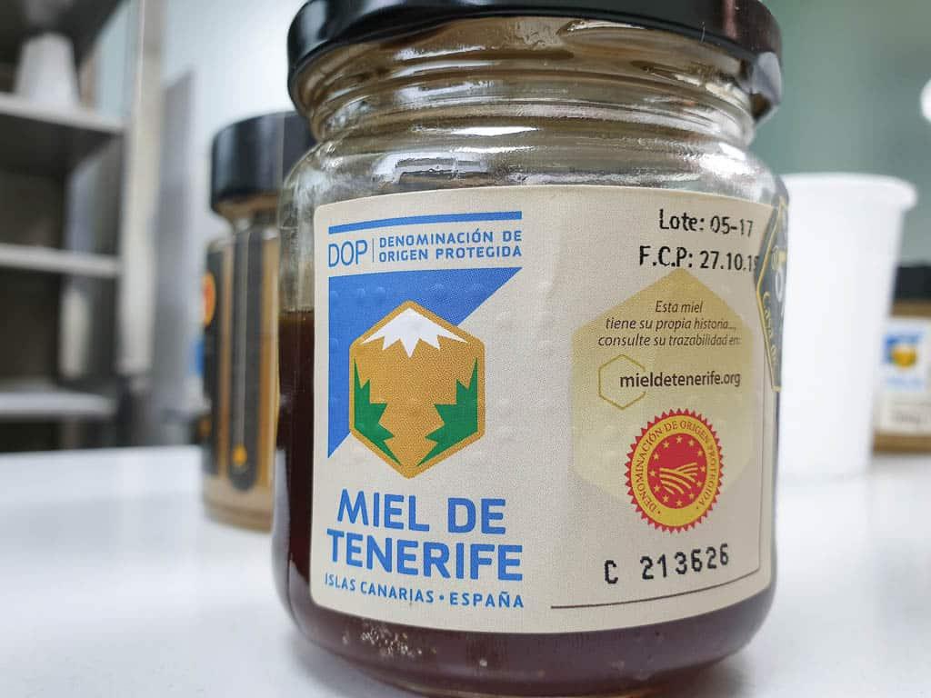 miel de Tenerife DOP - Tenerife honey