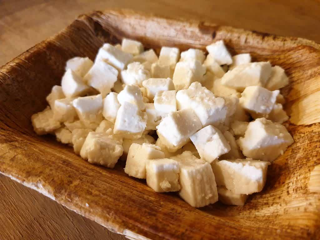 Tenerife goat cheese