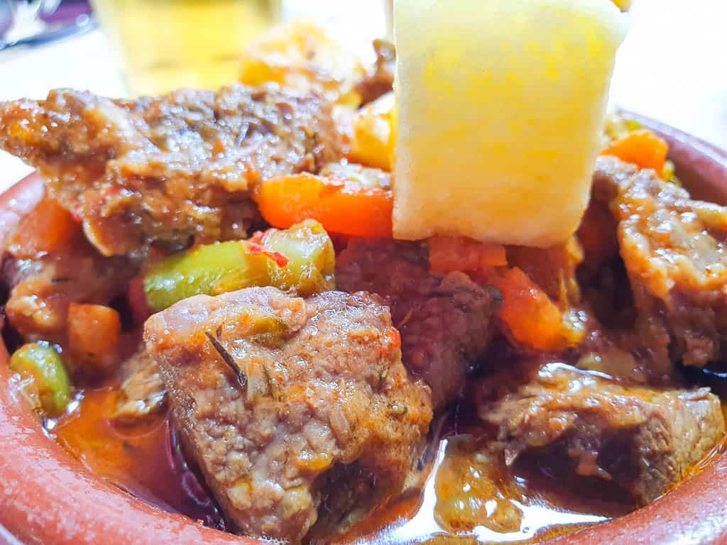 Carne Con Papas in Tenerife