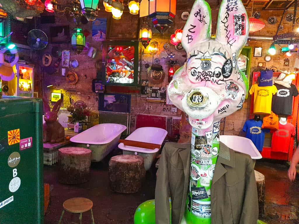 Szimpla Kert Bar Budapest