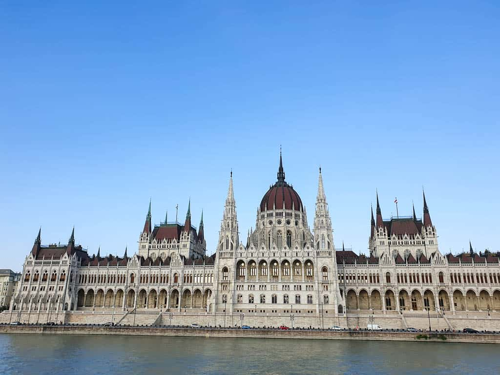 packing for river cruise in Budapest