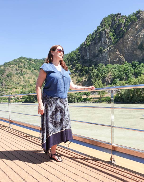what to wear on a river cruise