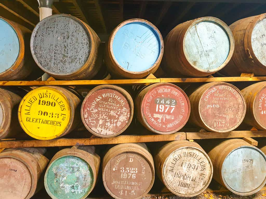 speyside whisky distilleries