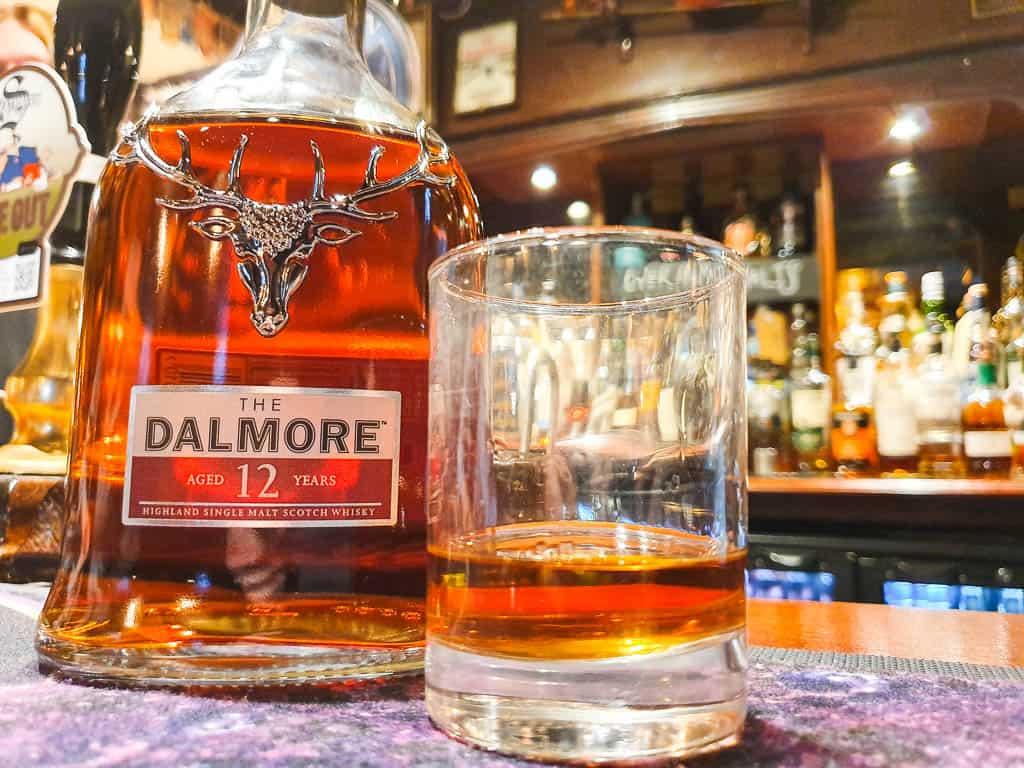 highland single malt - Dalmore