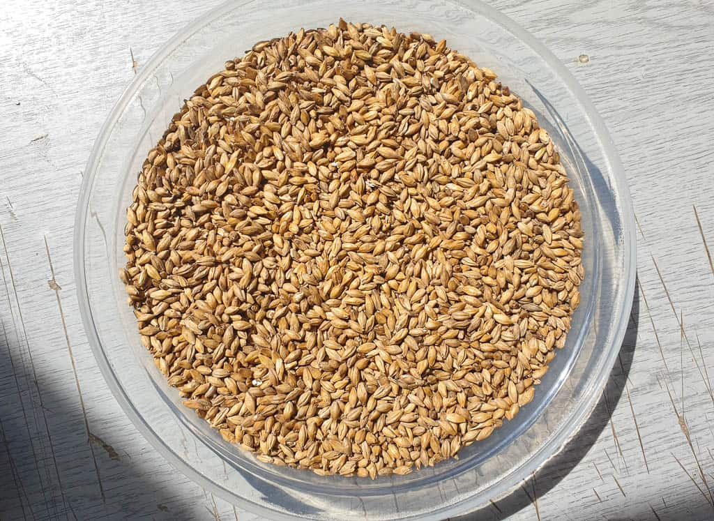 single malt regions using Scottish barley