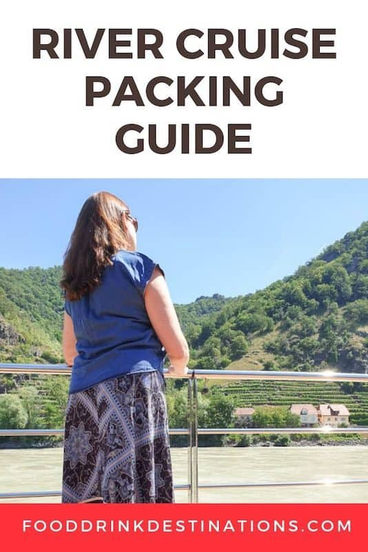 What To Wear On A European River Cruise - Cruise Packing Guide