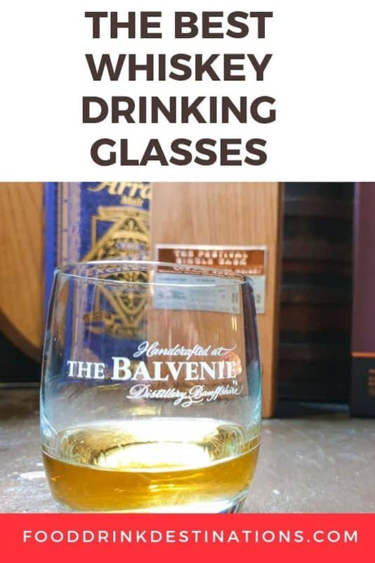 Whiskey Glass Buying Guide - How To Choose The Best Whiskey Glasses