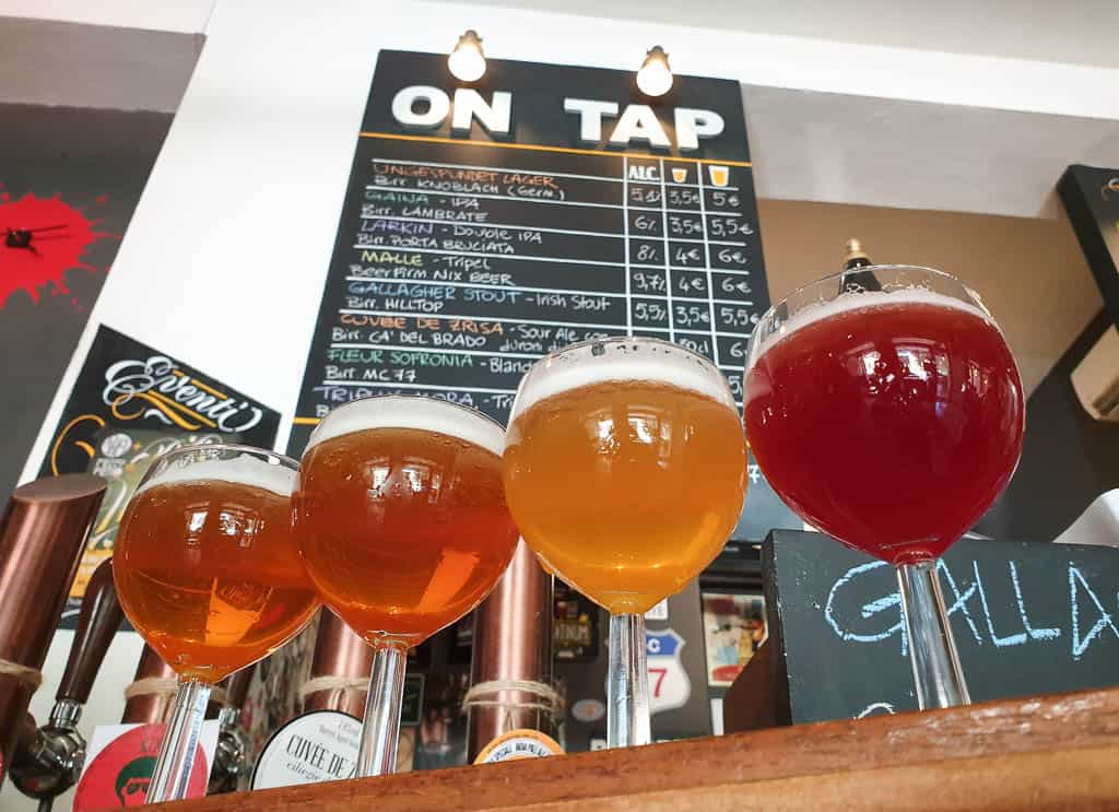 Italian Craft Beer Guide – How To Find Craft Beer In Italy