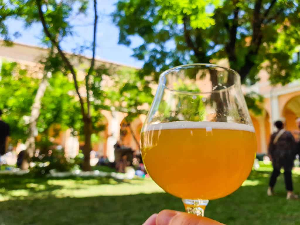 Sour beer festival Italy
