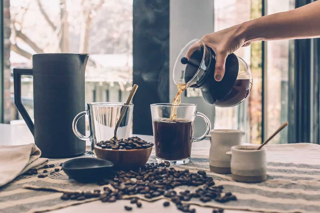 coffee drip scale
