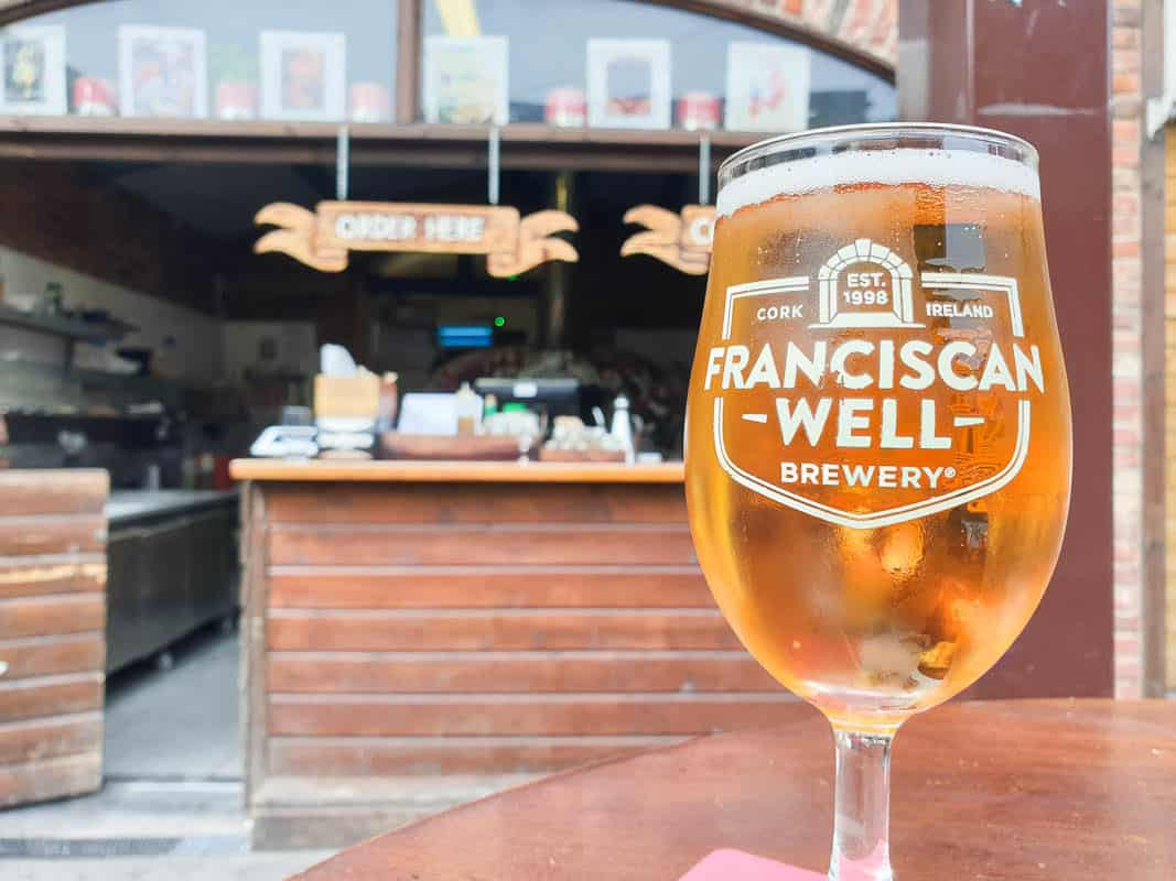 Franciscan Well Cork Brewery