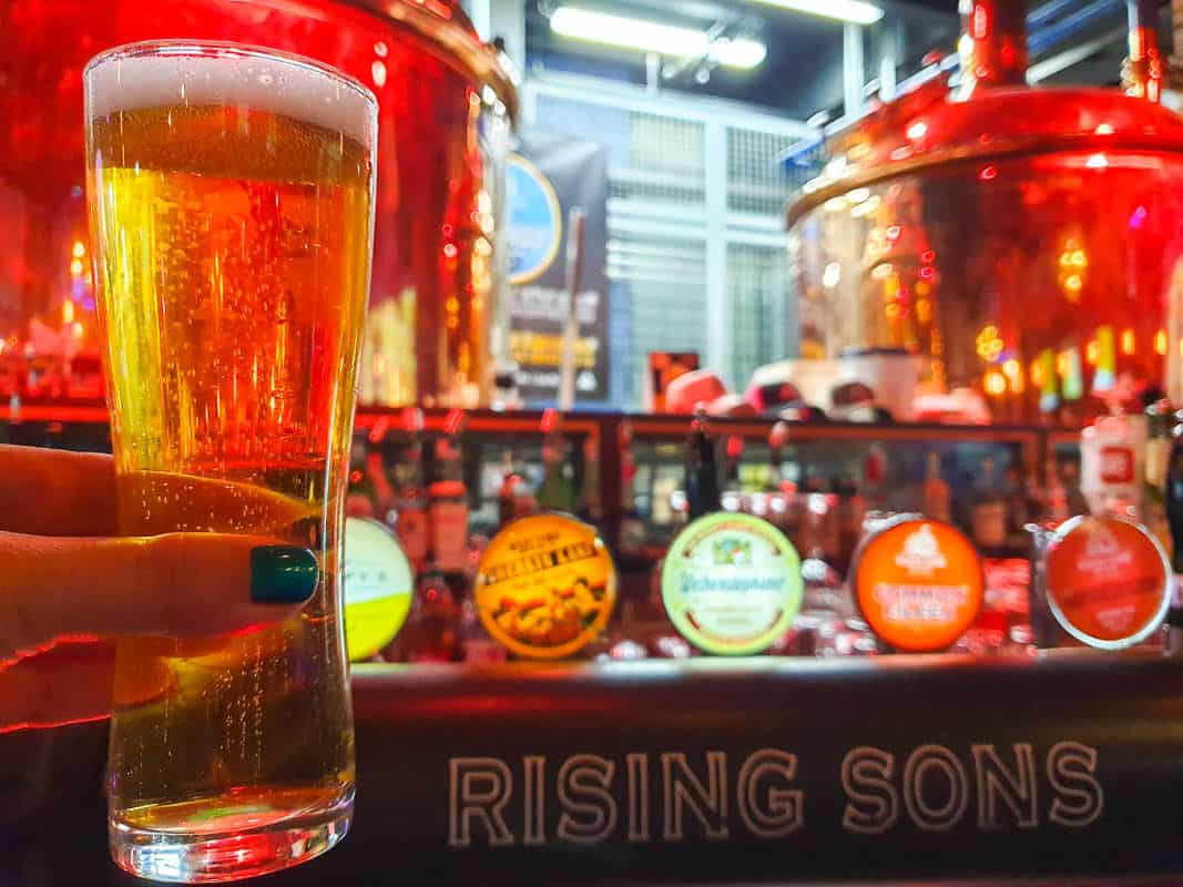 Rising Sons Brewery Cork