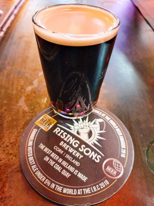 Rising Sons Craft Beer Brewery In Cork