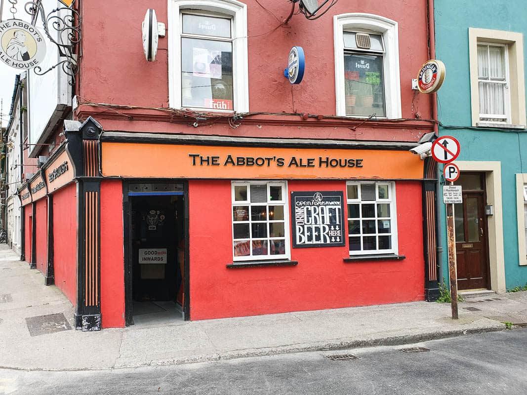 Abbot's Alehouse Cork Ireland