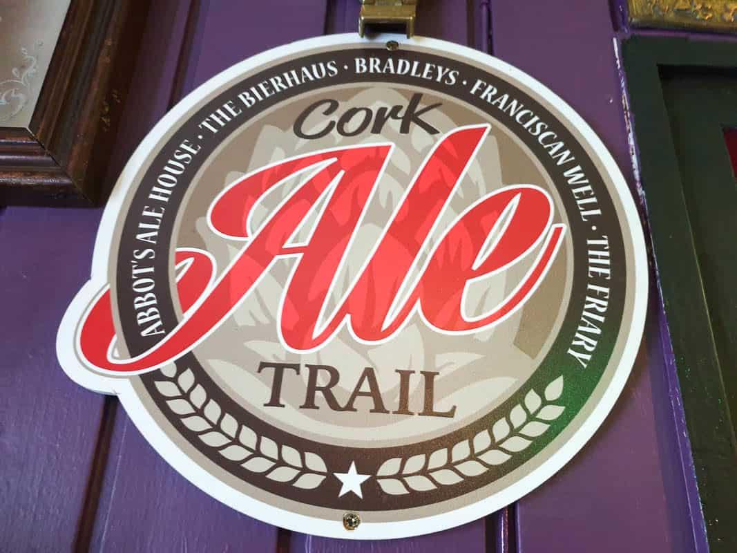 Cork Ale Trail in Cork Ireland