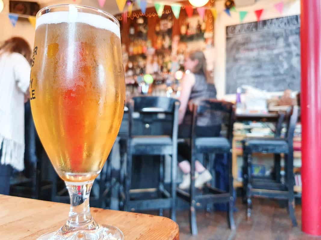 Drinking Craft Beer In Cork City