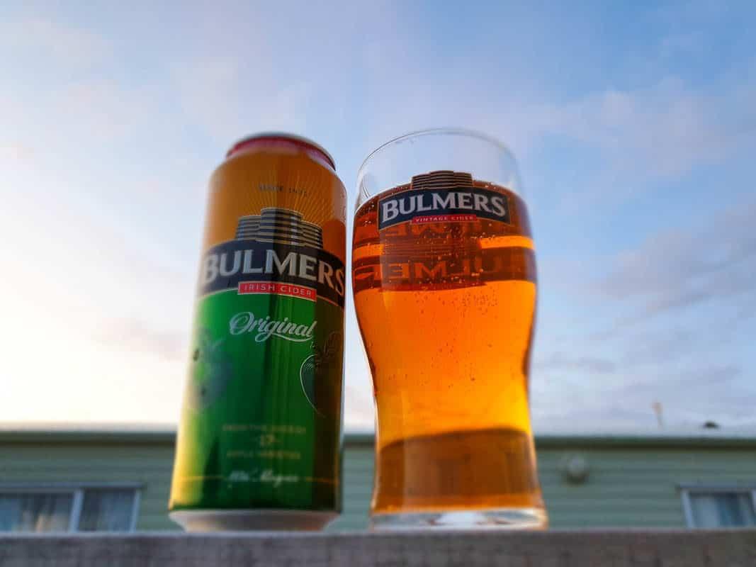 Drinking Cider In Ireland