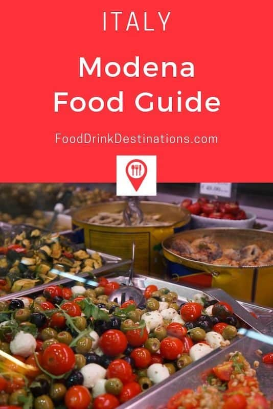 Modena Italy Food Guide - What And Where To Eat In Modena
