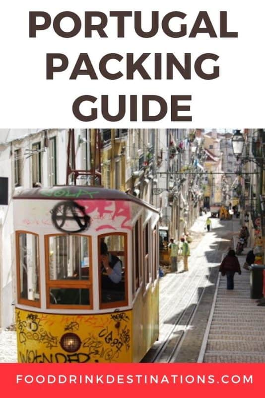 What To Wear In Portugal - Portugal Packing Guide