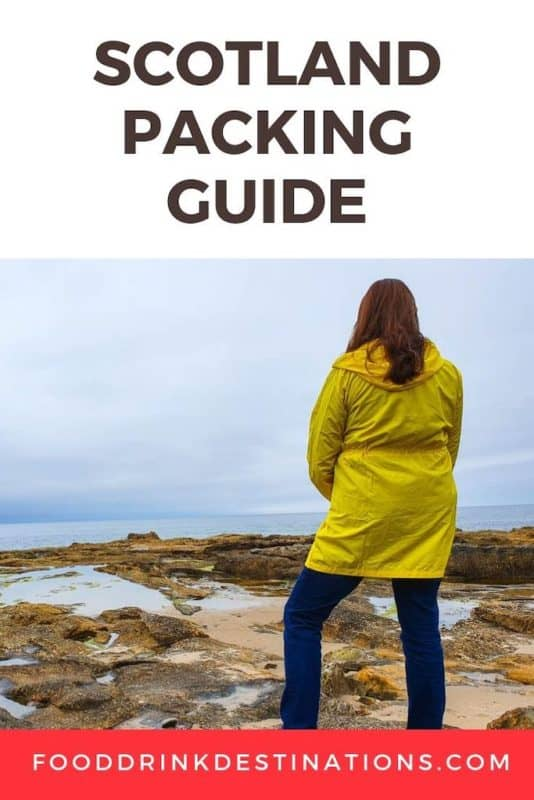 Scotland Packing Guide - What To Wear In Scotland