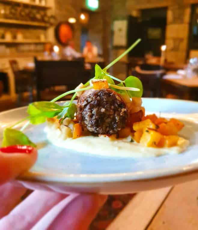 scottish food haggis