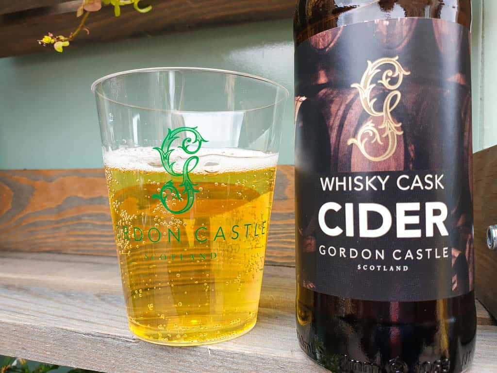 Scottish cider