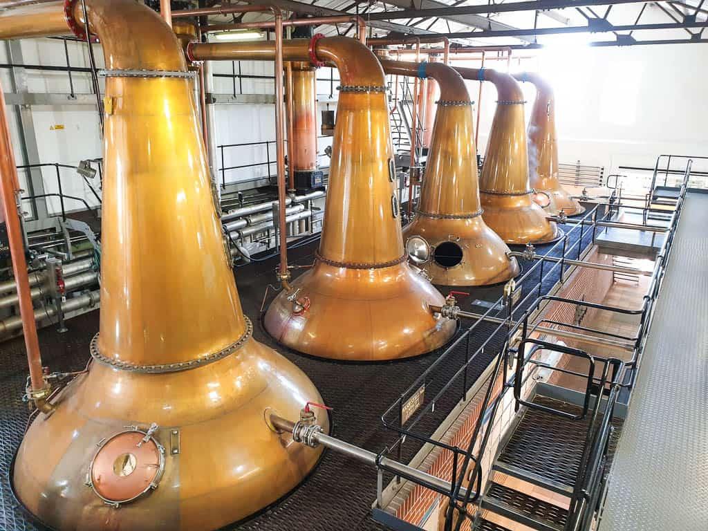 Cardhu Distillery Speyside