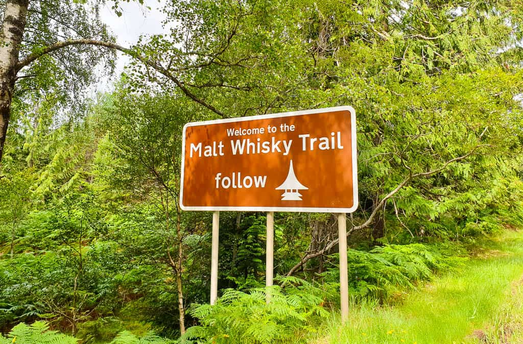 How To Travel The Malt Whisky Trail