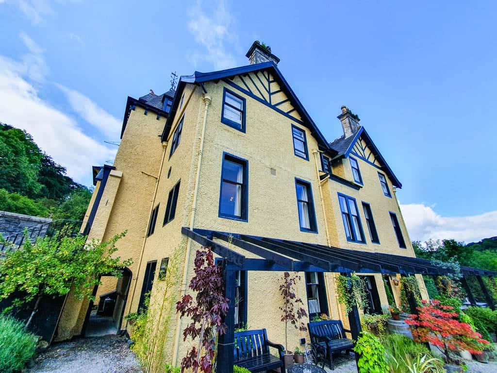 Scotland Road Trip - Hotels
