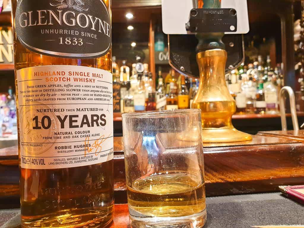 glengoyne distillery tour