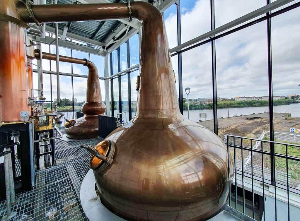 Clydeside Glasgow Distillery