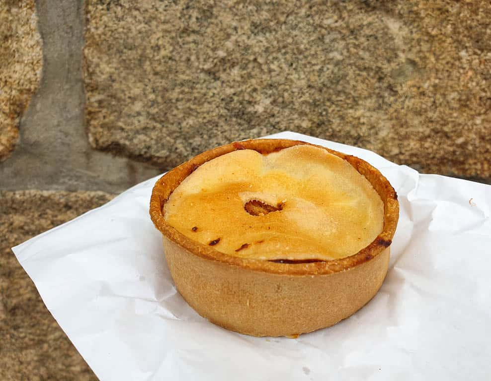 best food in Scotland - Scotch pie