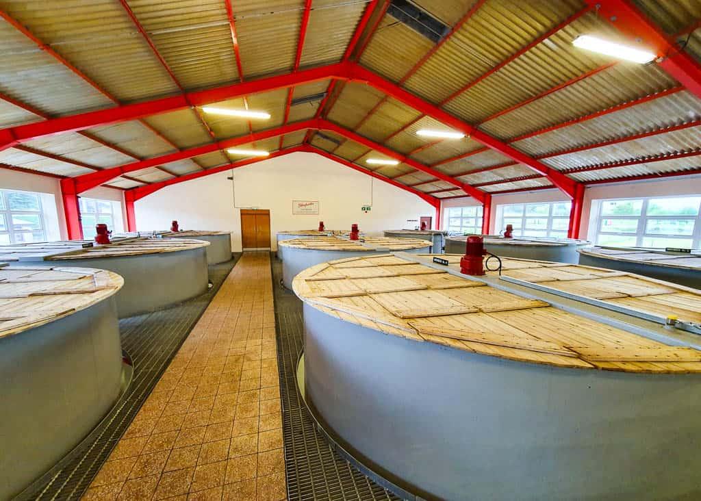 Glenfarclas Distillery Speyside