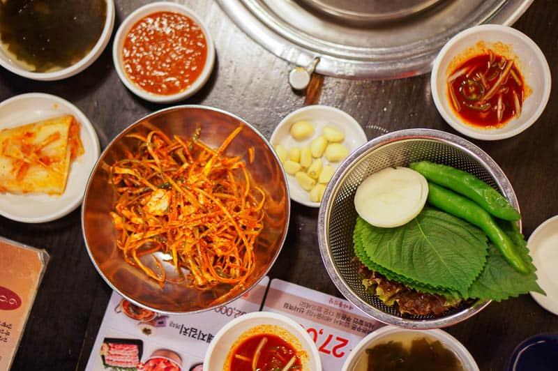 South Korea Food And Drink