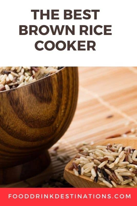 The Best Brown Rice Cooker For Your Home