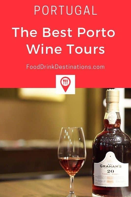 The Best Porto Wine Tasting Tours