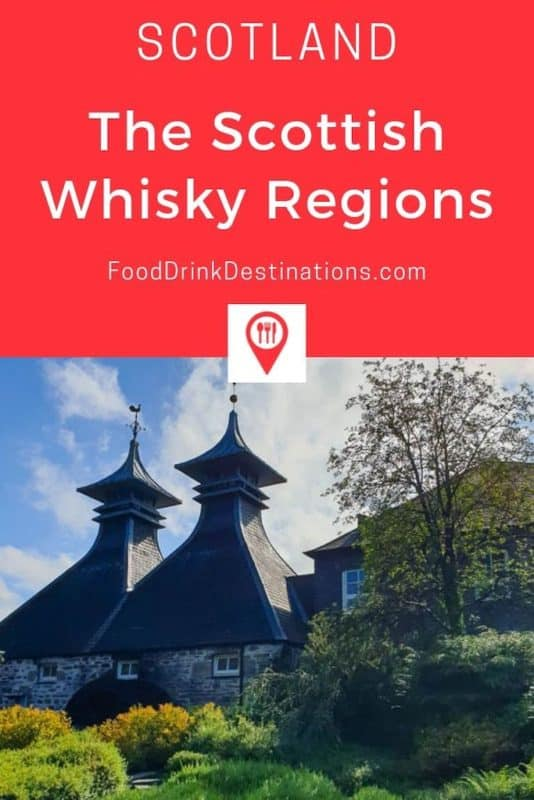 The Scotch Whisky Regions