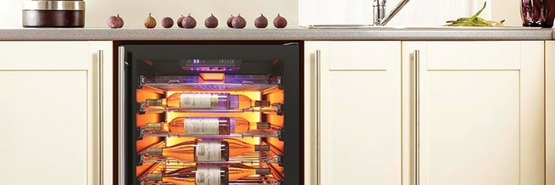 Best Under Counter Wine Fridge And Cooler For 2019