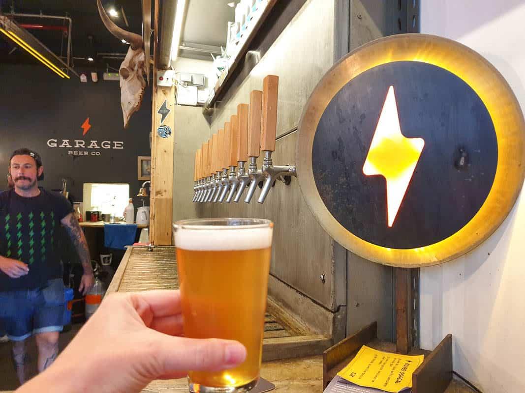Garage Beer Company Barcelona