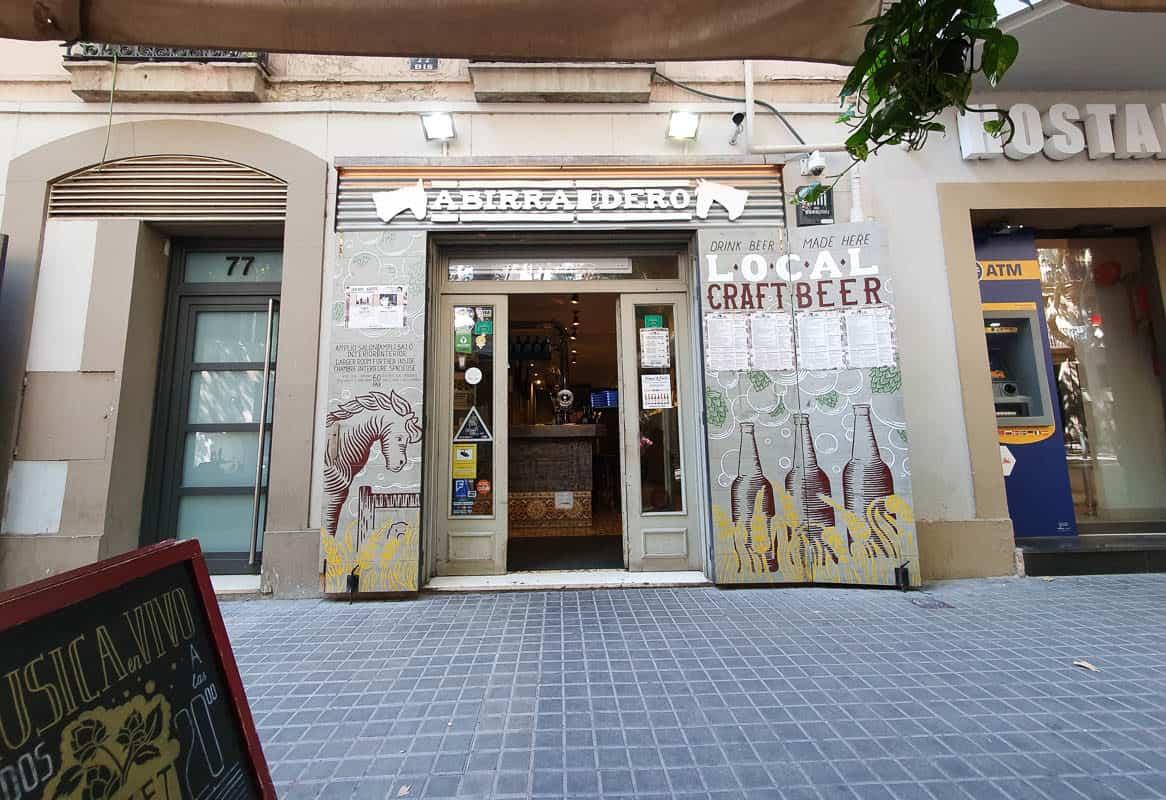 Abirradero Barcelona Brewpub