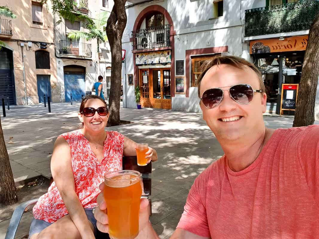 craft beer tasting barcelona