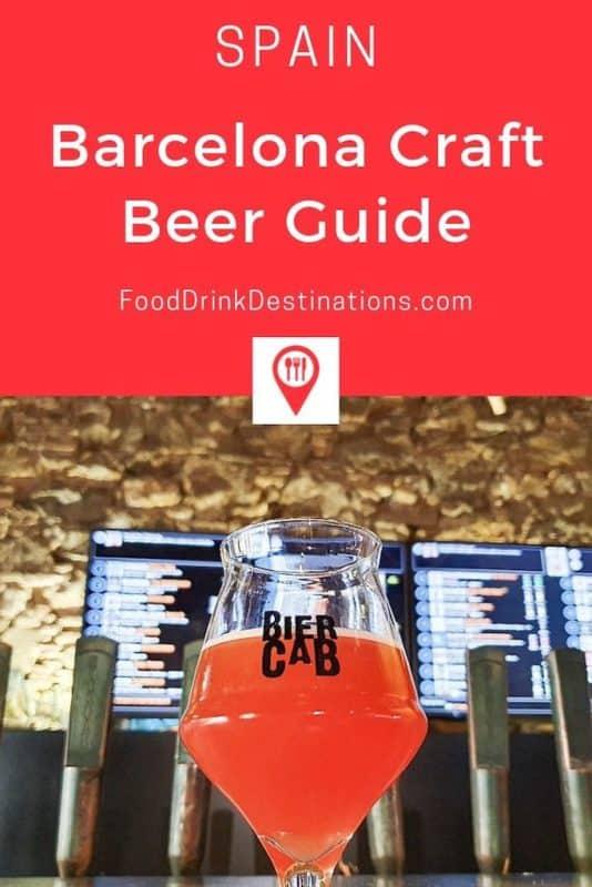 Barcelona Craft Beer Guide - How To Find The Best Craft Beer In Barcelona