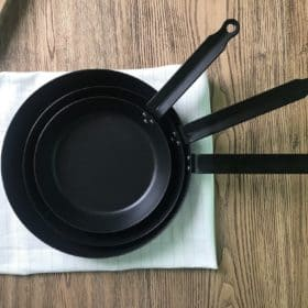 Best Carbon Steel Pans, Skillets and Frying Pans