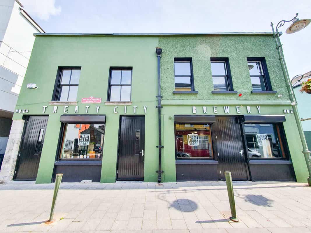 Treaty City Brewery Limerick Ireland