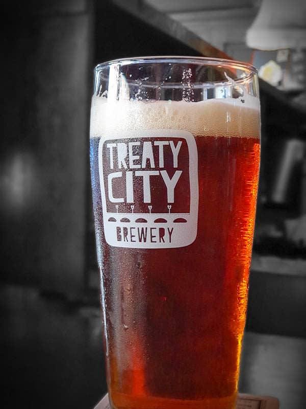 Treaty City Beer Limerick