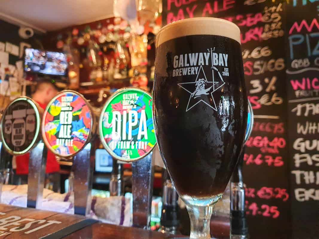 Galway Beer And Galway Brewing Company