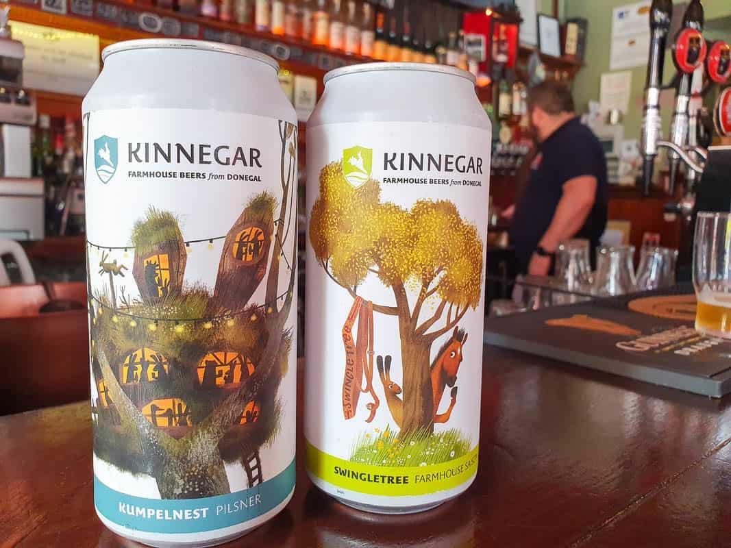 irish beer brands - craft beer