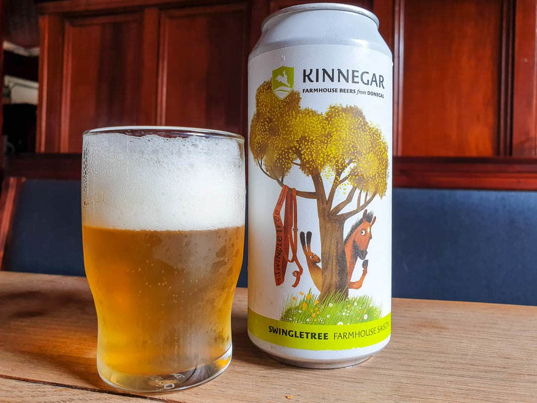 Kinnegar Brewing In County Donegal