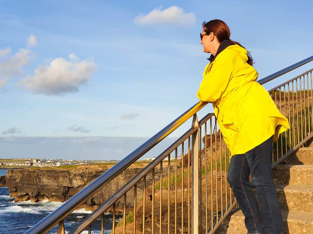 What To Pack For Ireland - Rain Jacket